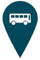 Shuttle bus icon