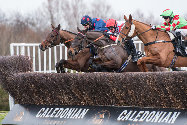 Start of the Jumps