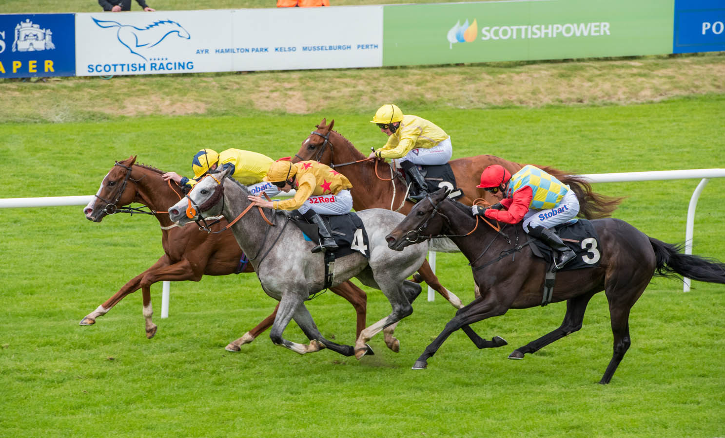 Extra Flat Fixture for Musselburgh Announced This Monday