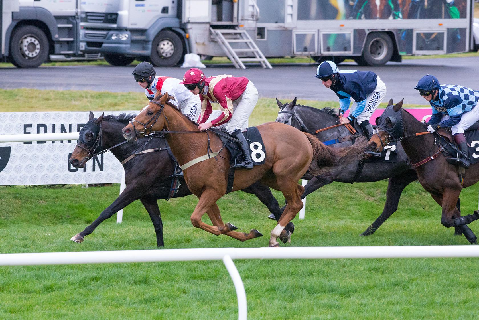 Saltire Raceday
