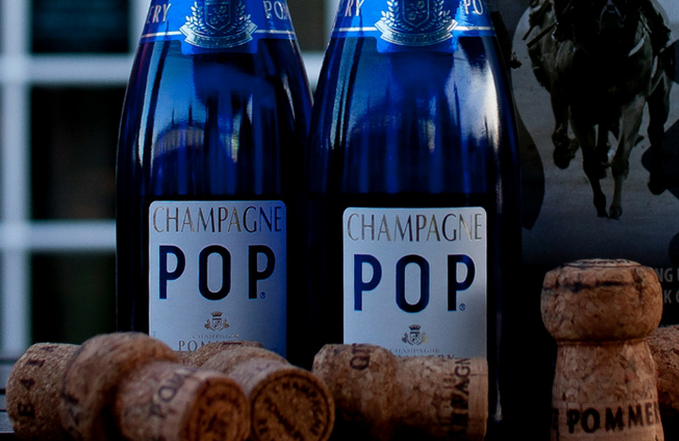 Pommery Pop Package