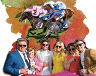 The Caledonian Cup Raceday