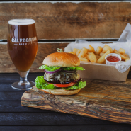 Well Hung & Tender Burger & Beer Package Package