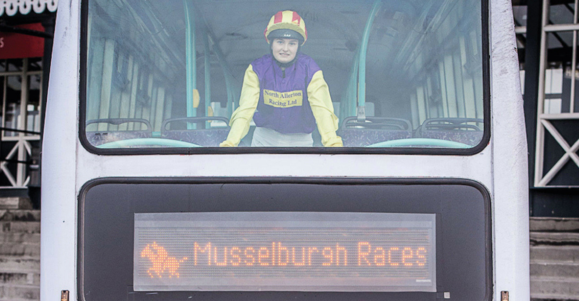 All Aboard – Special First Foot Express To Musselburgh Racecourse