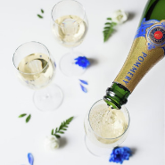 Exclusive Pommery Champagne Garden Package