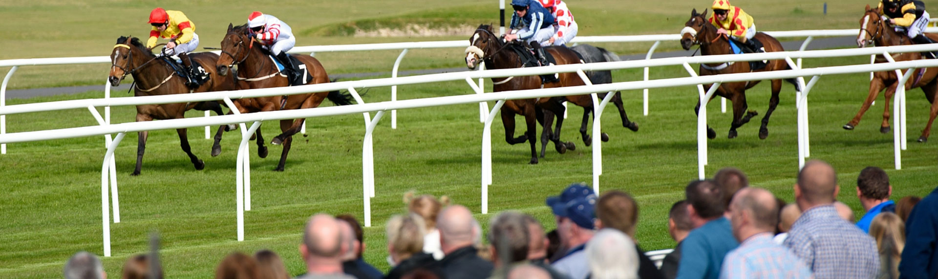 Scottish Flat season gets off to a flier with Easter Saturday fixture