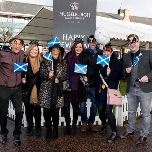 Happy New Year Day Sell Out For Musselburgh Racecourse
