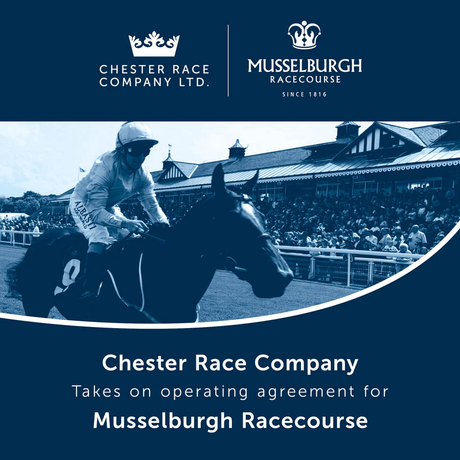 Chester Race Company Completes Agreement to Operate Musselburgh Racecourse