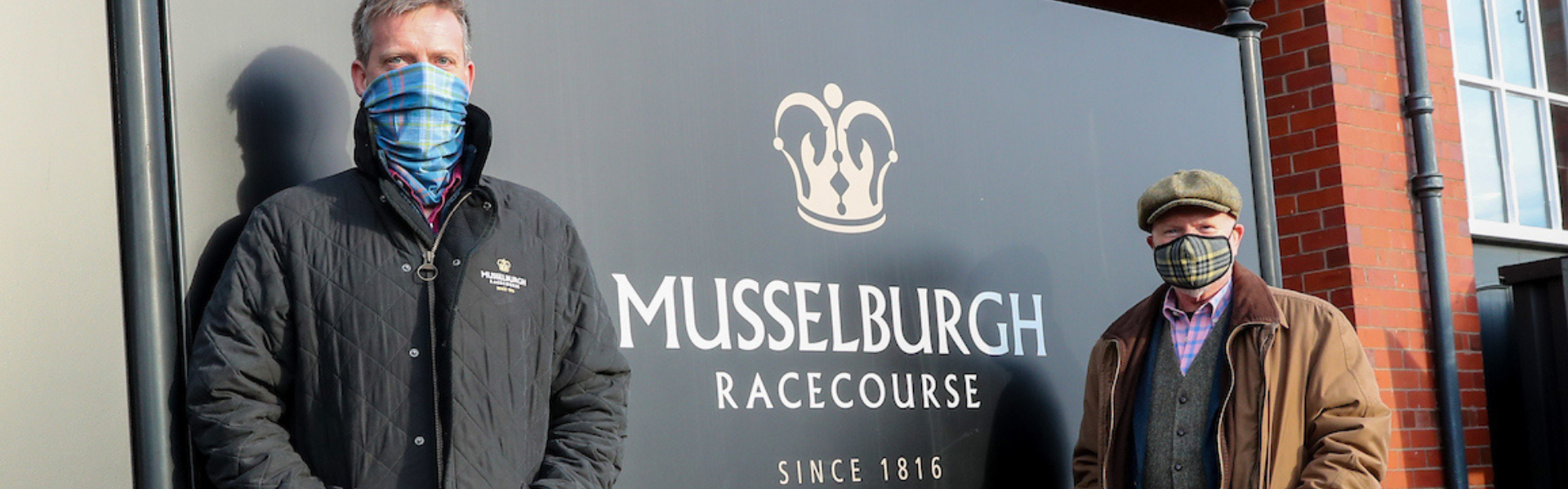 MSP encouraged by Musselburgh Racecourse's Covid-19 safety measures