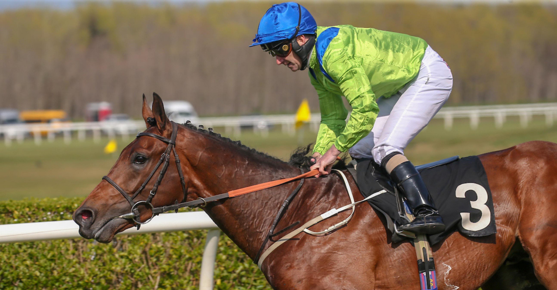 Gordon's Guide ~ Betway Easter Saturday Raceday Preview